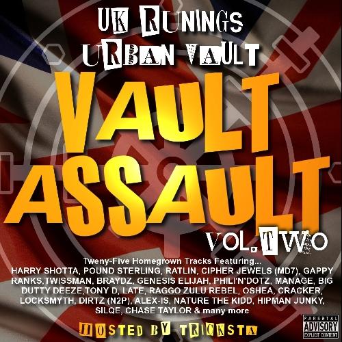 VAULT ASSAULT 2 500
